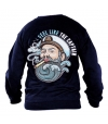 Sweater Wave Beard Capitan